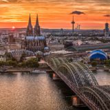 Dom und Skyline Köln