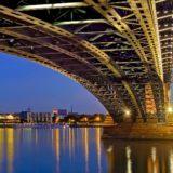Mainz Skyline