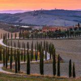Eine Podere in der Toskania
