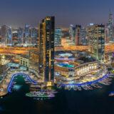 Dubai Marina V.A.E.