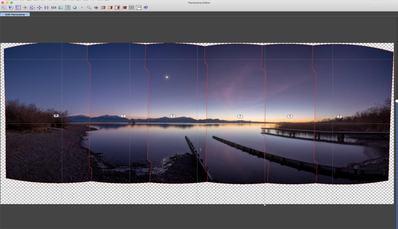 Panorama Software PT GUI Einführung und Wunsch Themen