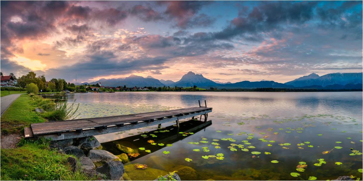 Fotoreise Allgäuer Seen